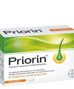 Bayer Priorin 120 Capsules