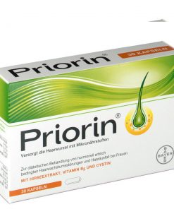 Bayer Priorin 30 Capsules