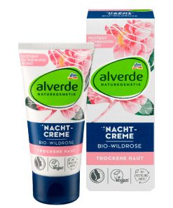 Alverde Wildrose Night Cream