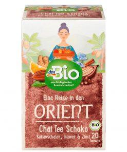dm Organic Chai Tea Chocolate