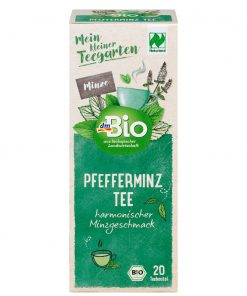 dm Organic Peppermint Tea