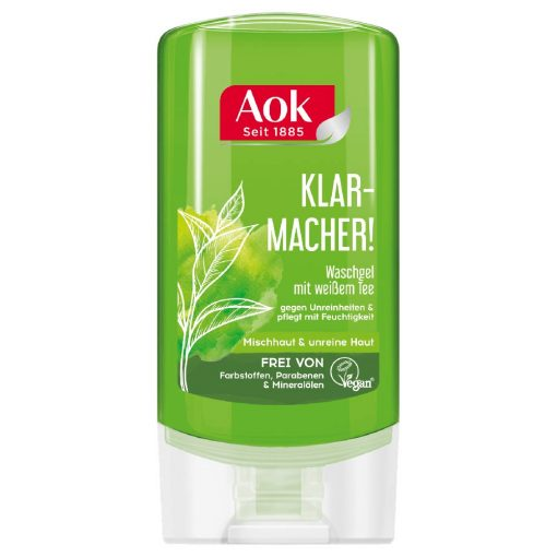 AoK Wash Gel with White Tea