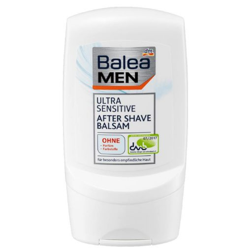 Balea Men After Shave Balm Ultra Sensitive, 100 ml
