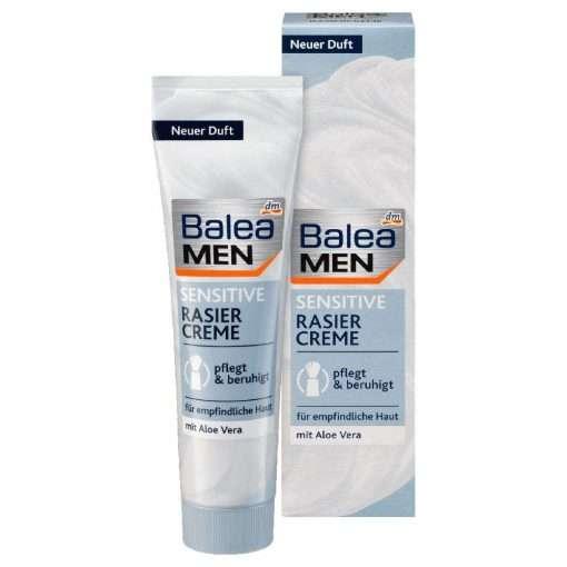 Balea Men Shaving Cream Sensitive
