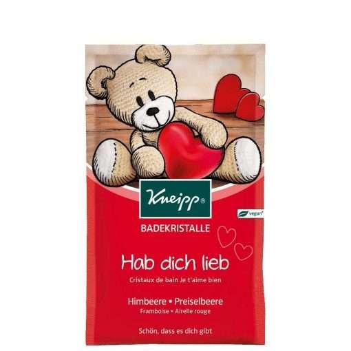 Kneipp Bath Salt I love you
