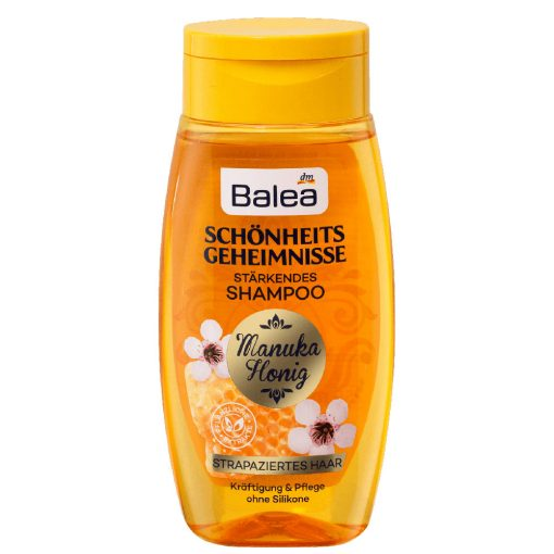 Balea Beauty Secrets Shampoo Manuka Honey