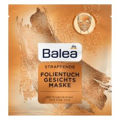Balea Rose Gold Sheet Mask 1pc