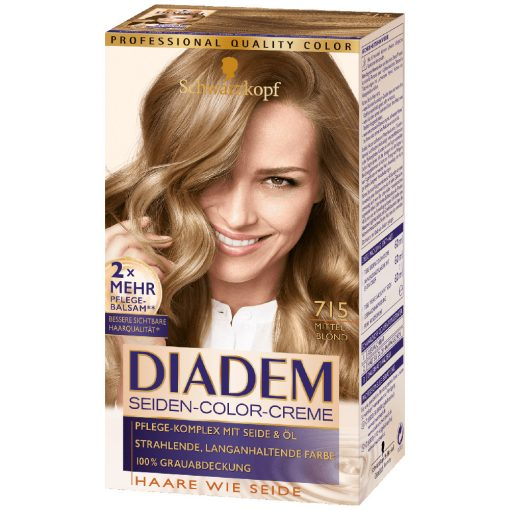 Diadem 715 Medium Blond