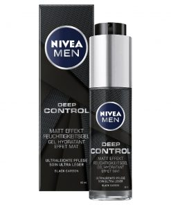 Nivea Men Deep Moisturizing Gel Matt Effect, 50ml