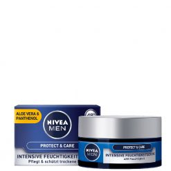 Nivea Men Protect & Care Intensive Moisturising Cream, 50ml