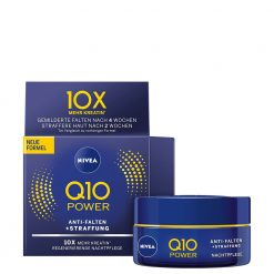 Nivea Q10 Power Anti-Wrinkle & Tightening Night Cream, 50ml