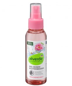 Alverde Organic Rose Blossom Water, 100ml