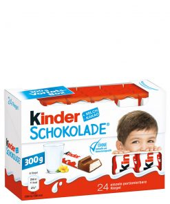 Kinder Chocolate 24pc