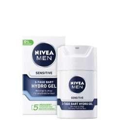 Nivea Men Sensitive 3-Day Stubble Beard Hydro-Gel