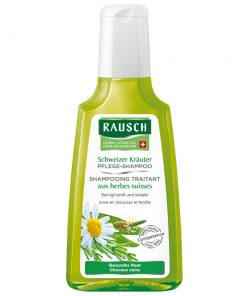 Rausch Swiss Herbal Care Shampoo, 200ml