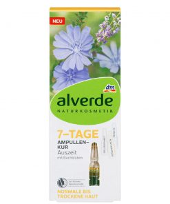 Alverde 7-Day Spa Treatment Ampoules, 7pc