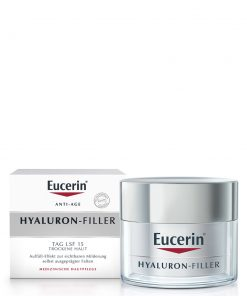 Eucerin Hyaluron-Filler Day Cream SPF15, Dry Skin 50 ml
