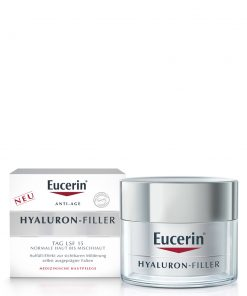 Eucerin Hyaluron-Filler Day Cream SPF15, Normal to Combination Skin 50 ml