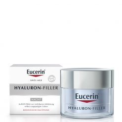 Eucerin Hyaluron-Filler Night Cream, 50 ml