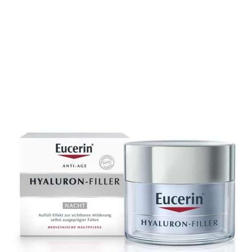 Eucerin Hyaluron-Filler Night Cream, 50 ml
