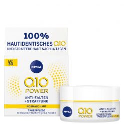 Nivea Q10 Power Anti-Wrinkle & Firming Day Cream SPF 30, 50ml
