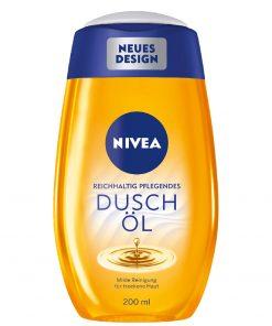 Nivea Shower Oil Natural Oil, 200 ml