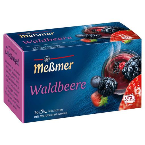 Messmer Wild Berry Tea