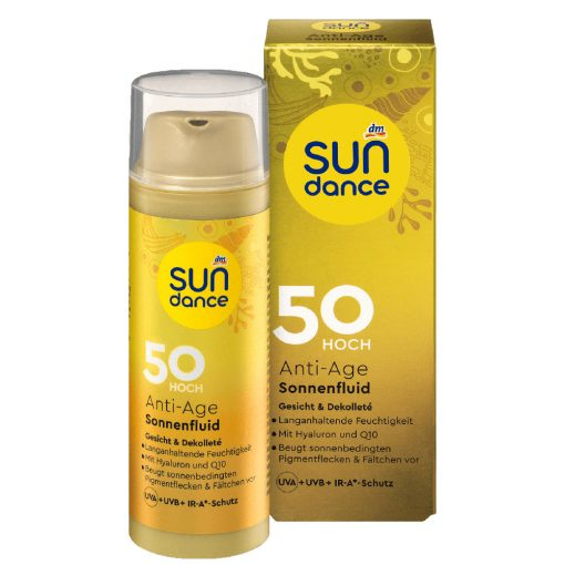 Sundance Sun Fluid Anti Age SPF 50