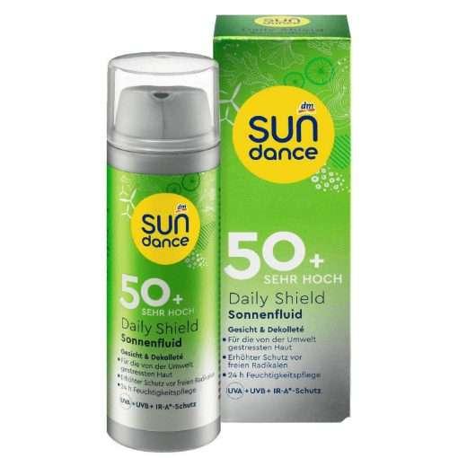 Sundance Sun Fluid Daily Shield SPF 50+, 50 ml