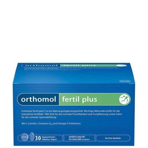 Orthomol Fertil Plus, 30 Capsules