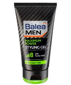 Balea Men Maximum Power Styling Gel, 150 ml