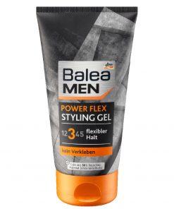 Balea Men Power Flex Styling Gel, 150 ml
