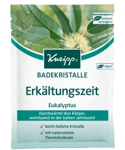 Kneipp Bath Salt Cold Time 60g