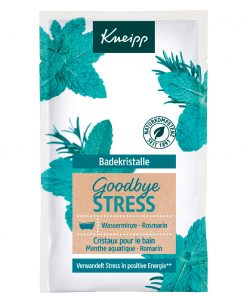 Kneipp Bath Salt Goodbye Stress, 60g