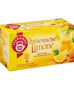 Teekanne Italian Lime Tea
