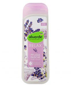 Alverde Shower Gel Relax Lavender