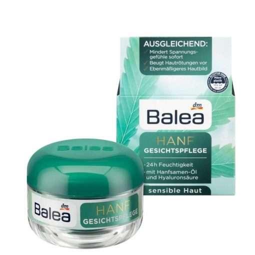Balea Hemp 24h Day Cream, 50ml
