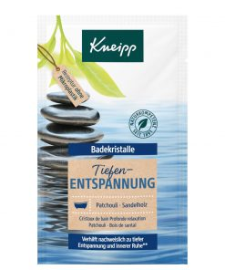 Kneipp Bath Salt Deep Relaxation, 60g