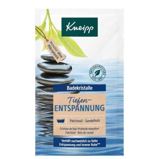 Kneipp Bath Salt Deep Relaxation, 60g