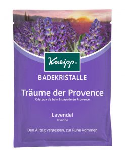 Kneipp Bath Salt Dreams Of Provence, 60g
