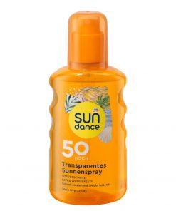 Sundance Sun Spray Transparent SFP 50, 200 ml