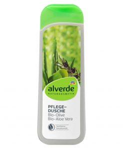Alverde Shower Gel Olive Aloe Vera, 250ml