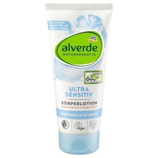 Alverde Ultra Sensitive Body Lotion, 200ml