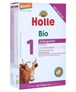 Holle Organic Infant Formular Stage 1