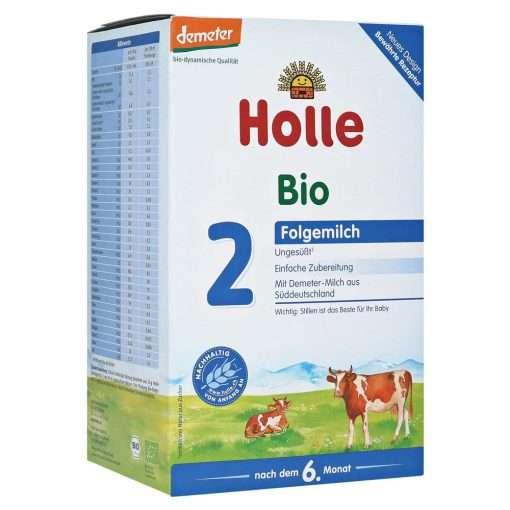 Holle Organic Infant Formular Stage 2
