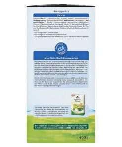 Holle Organic Infant Formular Stage 2 -3