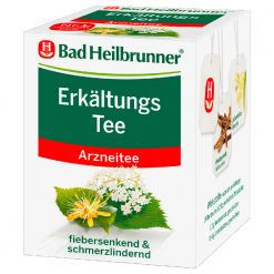 Bad Heilbrunner Cold Tea