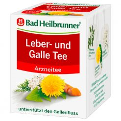 Bad Heilbrunner Liver Gall Tea