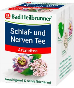 Bad Heilbrunner Sleep Nerve Tea