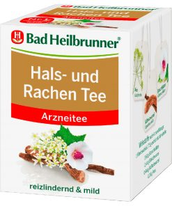 Bad Heilbrunner Throat Pharynx Tea